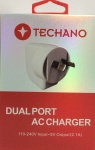 Tech AC Charge 2 usb Front