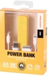 Lazer 2200P_3 in 1 Charging Power Bank Yelow