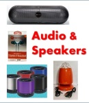 Audio Speakers and Headphones
