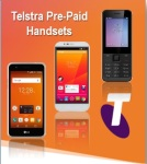Telstra Pre-paid Handsets