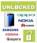 Unlocked Handsets